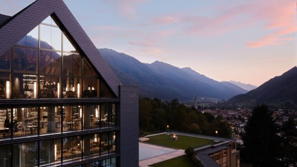 Lefay Resort and Spa, Dolomites, Italy
