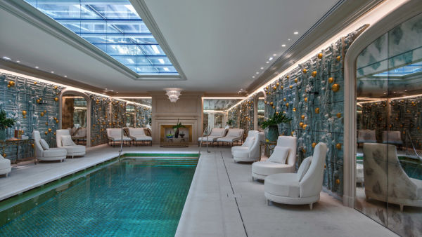 Sense, A Rosewood Spa at Hôtel de Crillon, Paris, France