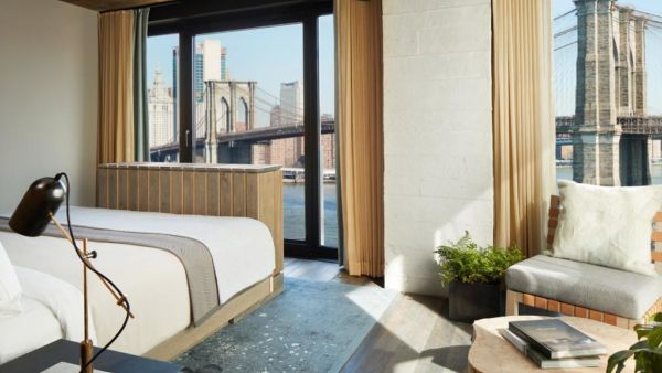 1 Hotel Brooklyn Bridge, New York, USA