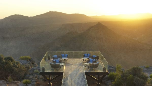 A look back at Anantara Al Jabal Al Akhdar