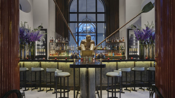 The Lobby Bar at One Aldwych, London, England