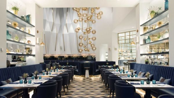 Brasserie du Park at Park Hyatt Dubai, United Arab Emirates