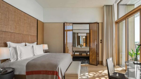 Bulgari Suite at The Bulgari Resort Dubai, United Arab Emirates
