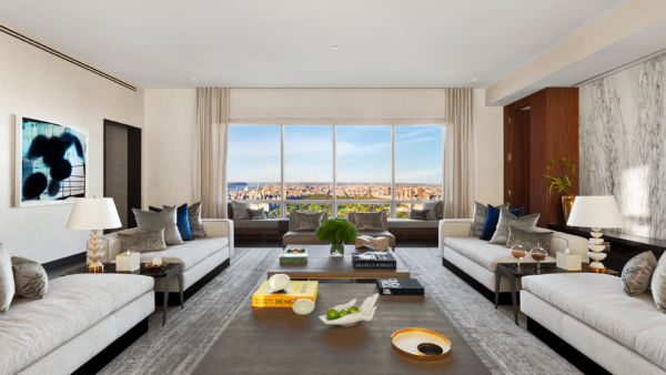 Manhattan Sky Suite at Park Hyatt New York, USA