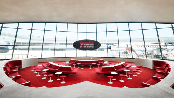 TWA Hotel at JFK, New York, USA