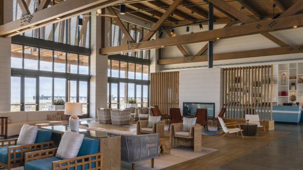 The Lodge at Gulf State Park, a Hilton Hotel, Gulf Shores, USA