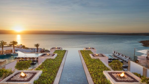 Hilton Dead Sea Resort & Spa, Dead Sea, Jordan