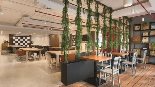 Nest Co-Working Space at TRYP by Wyndham Dubai, United Arab Emirates