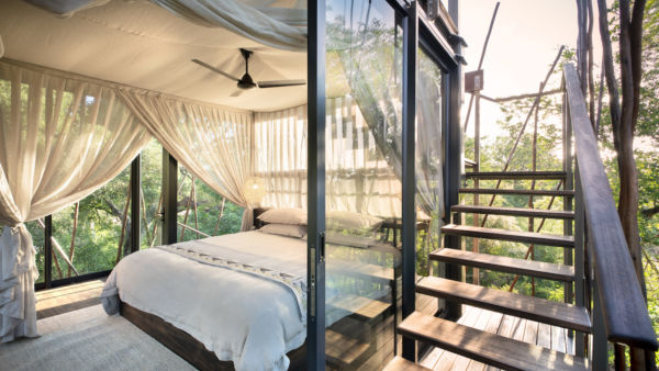Lodges, Cabins & Tented Camps