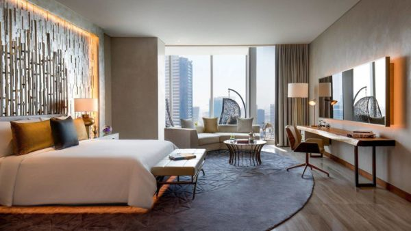 Presidential Suite at The Renaissance Downtown Dubai, United Arab Emirates