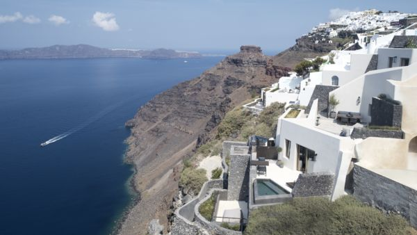 Vora Villas, Santorini, Greece