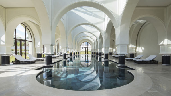 Four Seasons Hotel Tunis, Tunisia