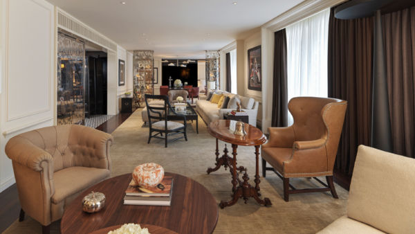 Lincoln House at Rosewood London, England