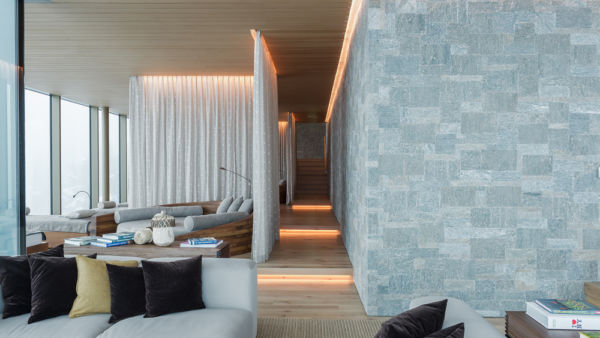 Alpine Spa at Bürgenstock Resort, Switzerland
