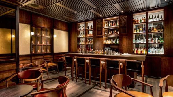 The Malt Lounge at The Prince Akatoki, London, England