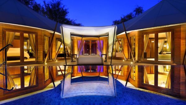 The Ritz-Carlton Ras Al Khaimah, Al Wadi Desert Hotel, United Arab Emirates