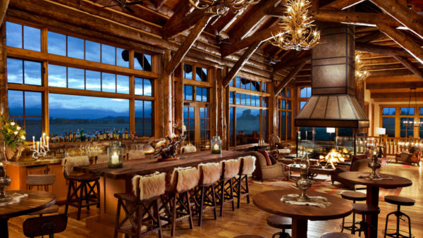 The Lodge & Spa at Brush Creek Ranch, Saratoga, USA