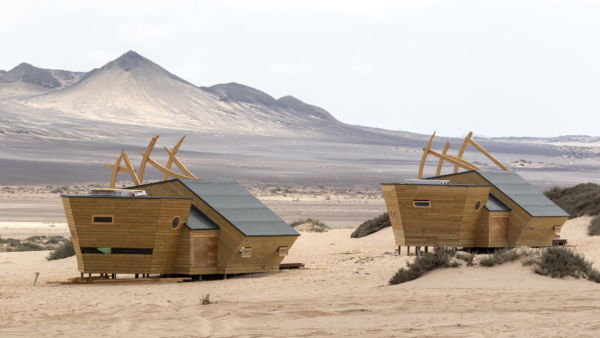 Shipwreck Lodge, Skeleton Coast, Namibia